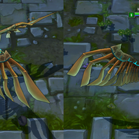 Hextech Anivia skin screenshot