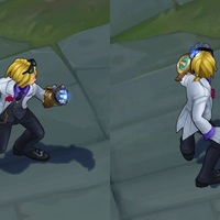 Surrender at 20: 7/17 PBE Update:Debonair Ezreal & Debonair Vi ...