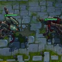 Battlecast Vel'Koz skin screenshot