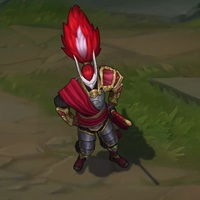 Blood Moon Yasuo skin screenshot