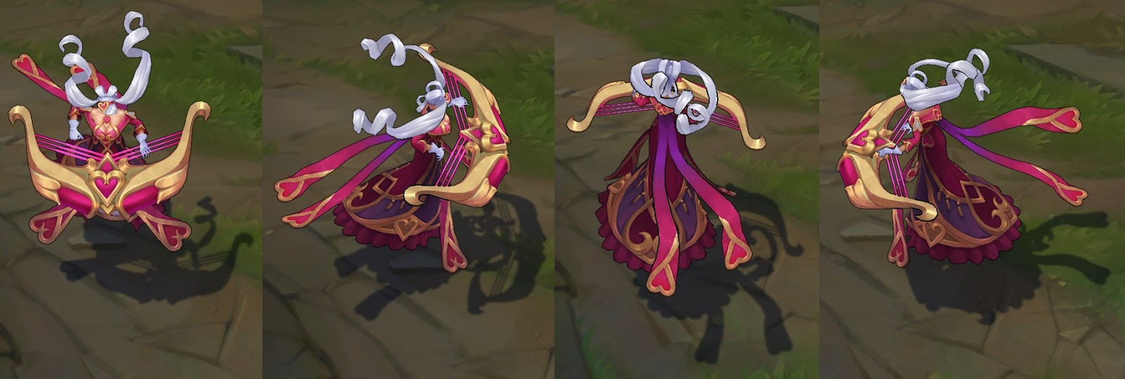 Sweetheart Sona - LeagueSales