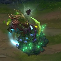 Elderwood Hecarim skin screenshot