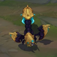 Guardian of the Sands Skarner skin screenshot