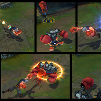Knockout Lee Sin skin screenshot