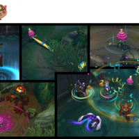 Surprise Party Amumu skin screenshot