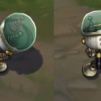 Sad Robot Amumu skin screenshot