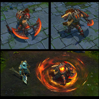 Scorched Earth Renekton Vs Infernal Nasus
