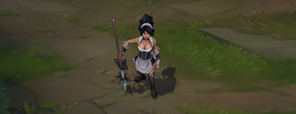 French Maid Nidalee - LeagueSales - 71.7KB