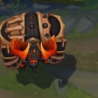 Infernal Alistar skin screenshot