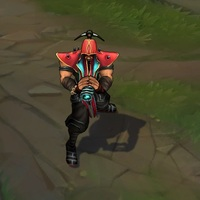 Acolyte Lee Sin skin screenshot