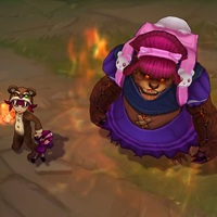 Reverse Annie skin screenshot