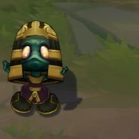 Pharaoh Amumu skin screenshot
