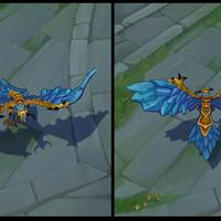 Noxus Hunter Anivia skin screenshot