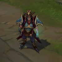 Underworld Twisted Fate skin screenshot