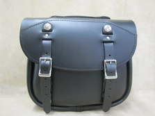 103 Leather Saddlebags