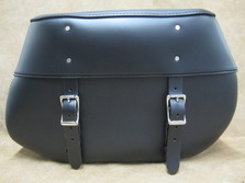 410 Economy Classic Saddlebag Leather Saddlebags