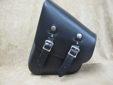 Leather Solo Saddlebag for Victory Motorcycles