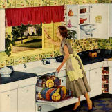 Inspiring-vintage-kitchen-design