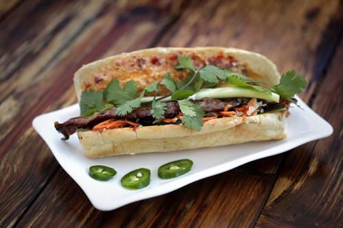 Banh mi Vietnamese sandwich  [LARA CERRI  |  Times]