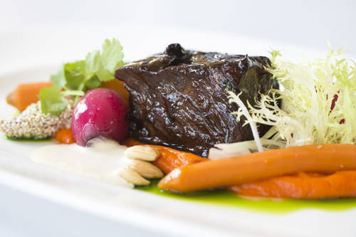 The short rib  [EVE EDELHEIT  |  Times]
