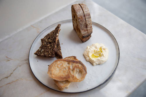 Bread and butter plate   [GABRIELLA ANGOTTI-JONES  |  Times]