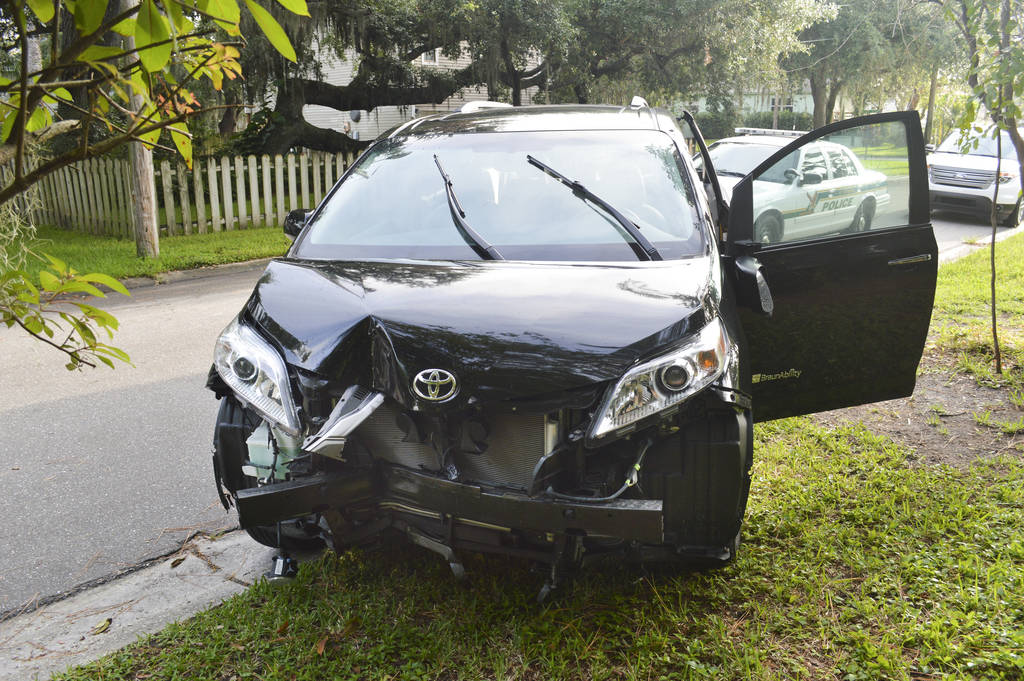 Tampa Bay Times Car Theft  Year Old