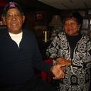 Maurice and Shirley Robinson 2015