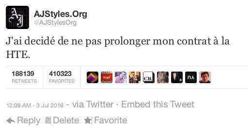 @AJStylesOrg→ Official Twitter's Account of the Phenomenal One, AJ Styles - Page 2 VvqZLicfkQxkupanIJNGvBya