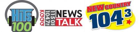 New 3-station logo