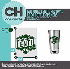 Lentil Fest Brew Cup Opener