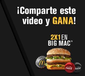 Big Mac 2x1