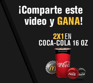 Coca-Cola 2x1