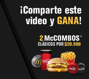 McCombos 2x1