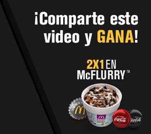 McFlurry 2x1