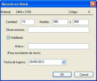 Lepton Optimizer - Gestion de Inventarios