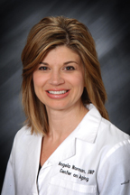 Angela Norman, DNP, APRN, GNP-BC, ACNP-BC, CDP, CDE