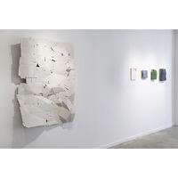 Helen O'Leary, Delicate Negotiations (installation view, Lesley Heller Workspace, .... Image #2260