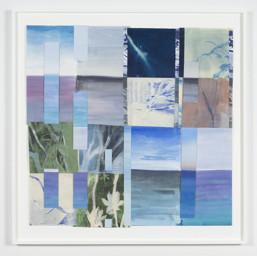 Fran  Siegel, 18 Days: Meeting Sky/Sea/Earth 02, 2018