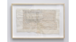 "Drew Shiflett, ""Untitled #63"", 2011, watercolor, ink, Conté crayon, graphite,.... Image #1005"
