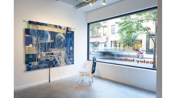 Fran Siegel: Superimposition (installation view). Image #1120