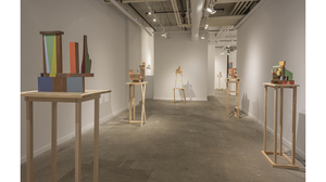 Jim Osman: The Walnut Series (installation view). Image #1381