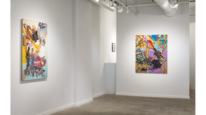 Delano Dunn: Phantom Paradise (installation view)