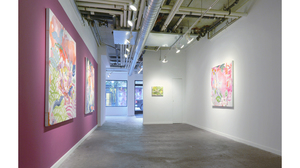 Bird and Flower (installation view, Lesley Heller Workspace, New York). Image #153