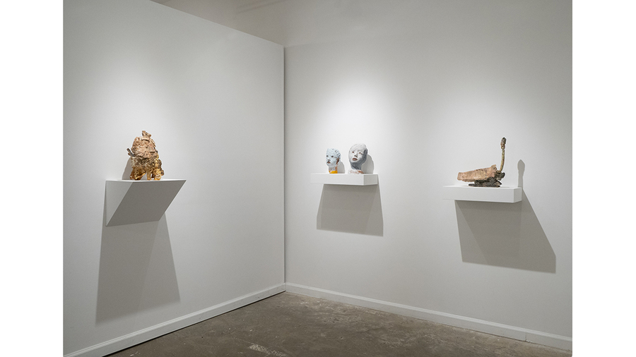 Coarse Fragility (installation view 1)