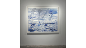 "Fran Siegel, ""Circus City"" (installation view), 2016, Cyanotype, pencil and p.... Image #248"