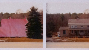 "Ryan Sarah Murphy, ""Split, Rutland"", 2015, photo-collage (mounted on matte bo.... Image #476"