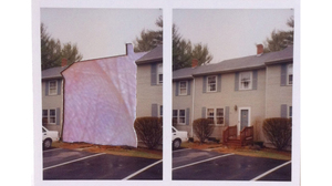 "Ryan Sarah Murphy, ""Split, Somersworth"", 2015, photo-collage (mounted on matt.... Image #477"