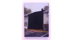 "Ryan Sarah Murphy, ""Blackwater Road, 03878"", 2014, altered photograph (acryli.... Image #491"