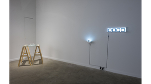 """Carried on Both Sides"" (installation view). Image #750"