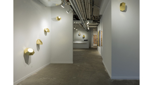 "John Torreano: ""Dark Matters Without Time"" (installation view)"